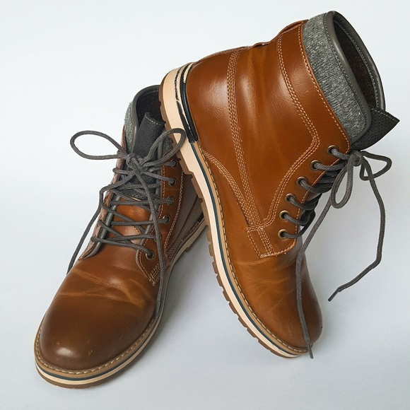 Sonoma Shoes   Sonoma Mens Brown Boots